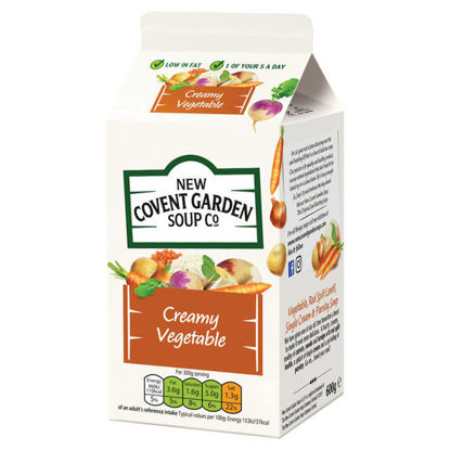 Picture of New Covent Garden Winter Vegetable Soup 600G