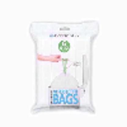 Picture of Brabantia Bin Liners, Size G, 23-30 L - 40 Bags