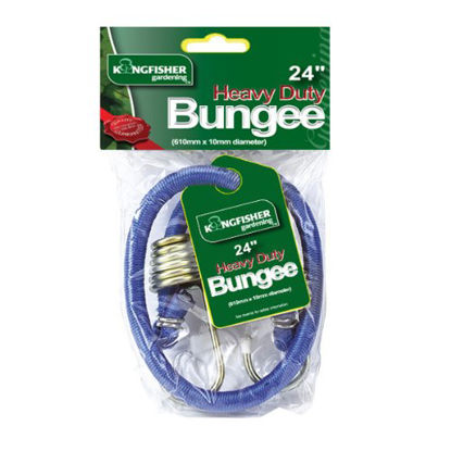 Picture of Kingfisher BC24 24-Inch Heavy Duty Bungee Strap - Blue