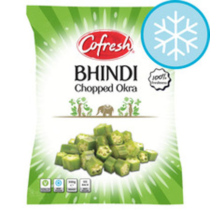 Picture of Cofresh Okra Cut 300G