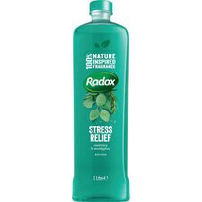 Picture of Radox Stress Relief Bath Soak, 1 L