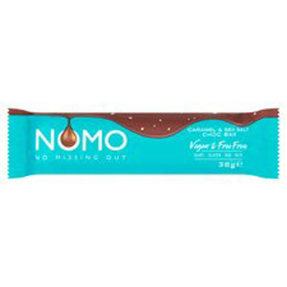 Picture of Nomo Free From Caramel Bar 38G