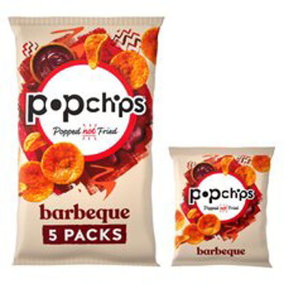 Picture of Popchips Bbq Flavour Potato Snacks