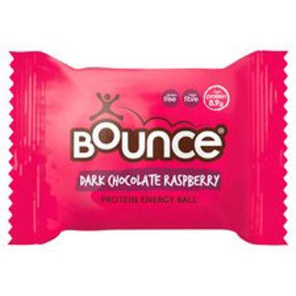 Picture of Bounce Dark Chocolate Raspberry Energy Ball 40G