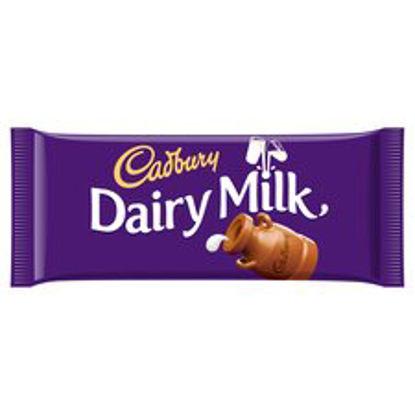 Picture of Cadbury Dairy Milk 110G