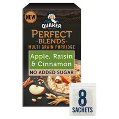 Picture of Quaker Perfect Blends Multigrain Porridge 8S 278G
