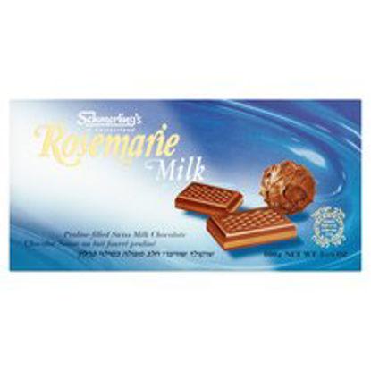 Picture of Schmerlings Rosemarie Milk Chocolate 100G