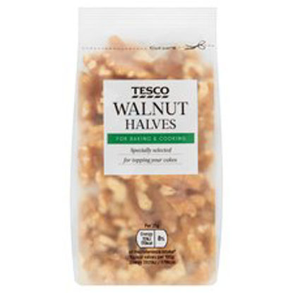 Picture of Tesco Walnut Halves 100G