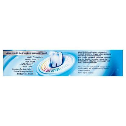 Picture of Aquafresh Complete Care Toothpaste, Original, 100 ml