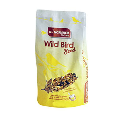 Picture of King Fisher Bird Seed, 1 kg