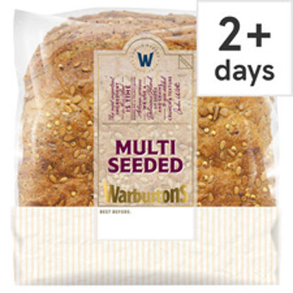 Picture of Warburtons Multi Seeded Sourdough 540G