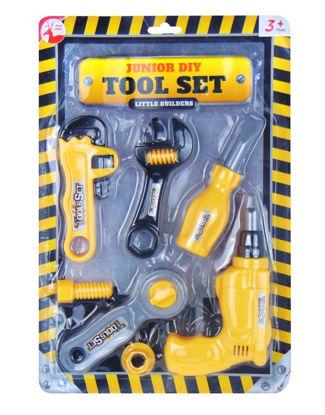 Picture of Junior DIY Little Builders Tool Set by Red Deer Toys