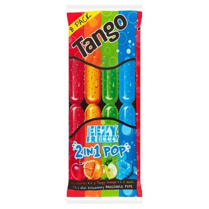 Picture of Tango Eezy Freezy 2 in 1 Freezable Pops 8 x 75ml (600ml)