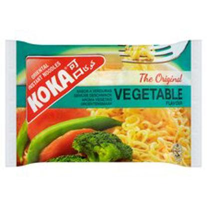Picture of Koka Instant Noodles Vegetable Flavour 85G