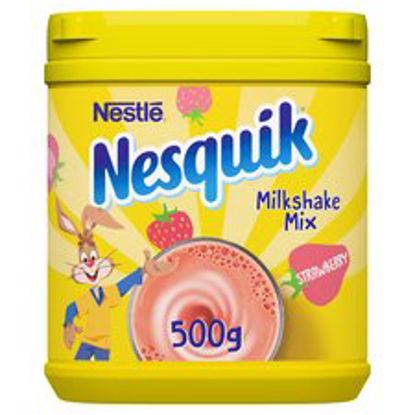 Picture of Nesquik Strawberry Powder 500G