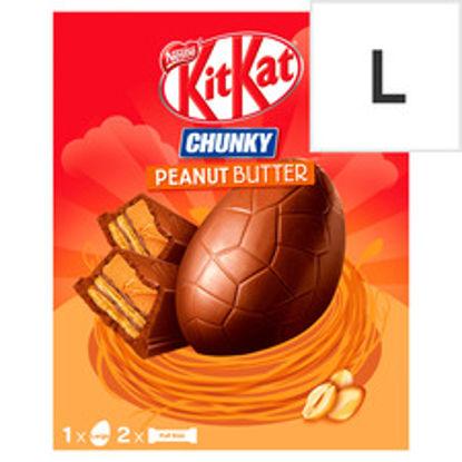 Picture of Nestle Kit Kat Chunky Peanut Butter Large Egg 264G
