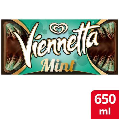 Picture of Viennetta Mint Ice Cream Dessert 650Ml