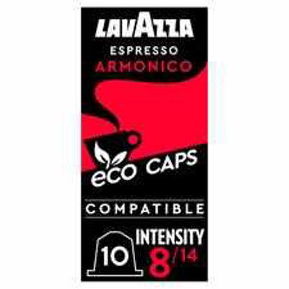 Picture of Lavazza Eco Caps Espresso Armonico 10 Capsules 53G