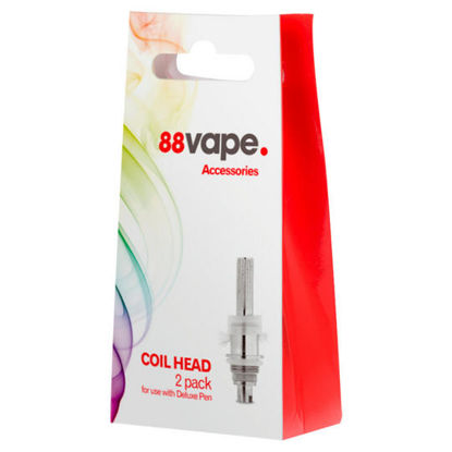Picture of 88Vape Accessories Coil Head 2 Pack