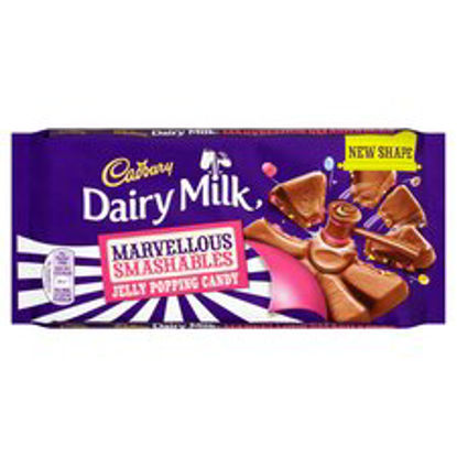 Picture of Cadbury Dairy Candy Bar 180G