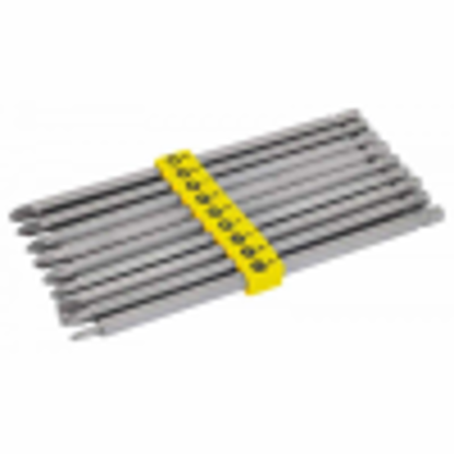 Picture of Rolson Bit Set, 150 mm - 9 Pieces