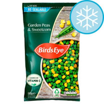 Picture of Birds Eye Garden Peas & Sweetcorn 690G