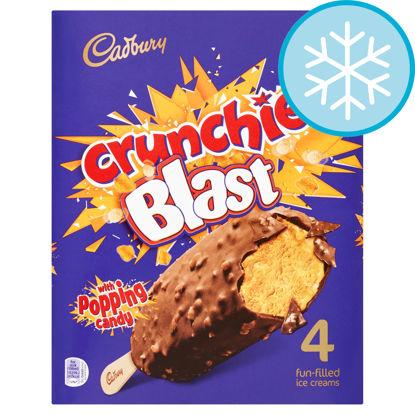 Picture of Cadbury Crunchie Blast Stick 4X100ml