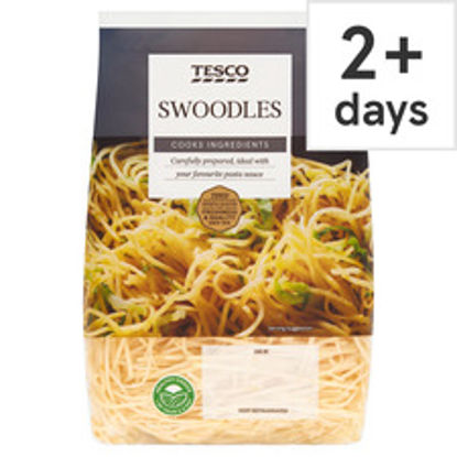 Picture of Tesco Swoodles 250G
