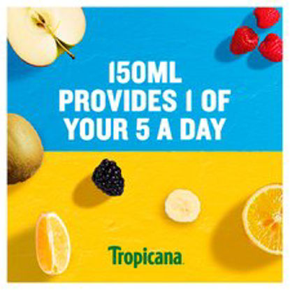 Picture of Tropicana Original Orange With Juicy Bits 1.4L