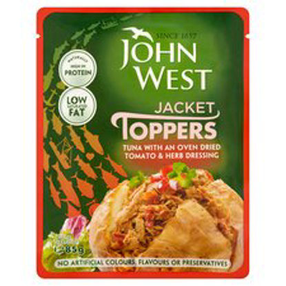 Picture of John West Tuna With A Twist Tomato & Herb Pouch 85G