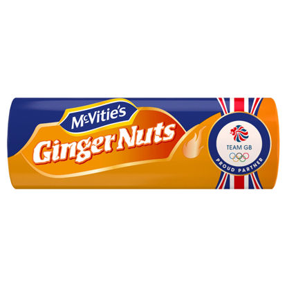 Picture of McVitie's Ginger Nuts Biscuits 200g