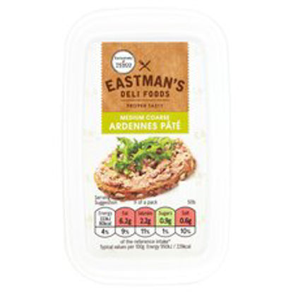 Picture of Eastmans Ardennes Pate 175G