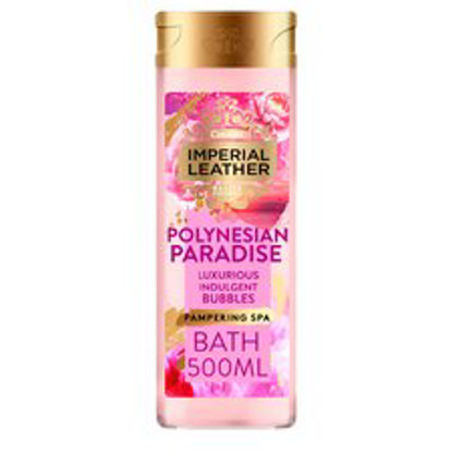 Picture of Imperial Leather Polynesian Bath Soak 500Ml