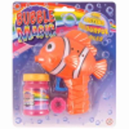 Picture of Hendbrandt Clown Fish Bubble Magic Gun - Outside fun - 3+