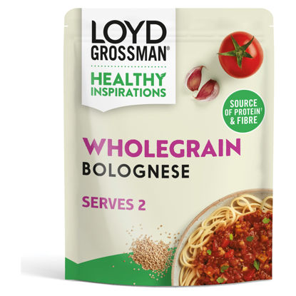 Picture of Loyd Grossman Wholegrain Bolognese Healthy Inspirations 275G