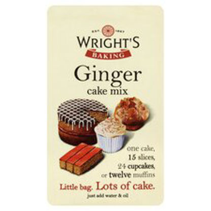 Picture of Wright's Baking Ginger Cake Mix 500G