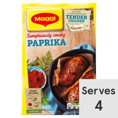 Picture of Maggi So Tender Paprika Chicken 23G