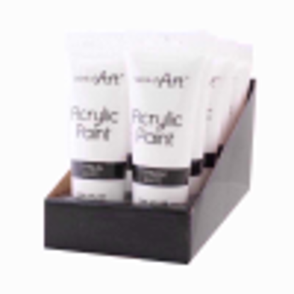Picture of Work of Art 120ml Acrylic Paint - White