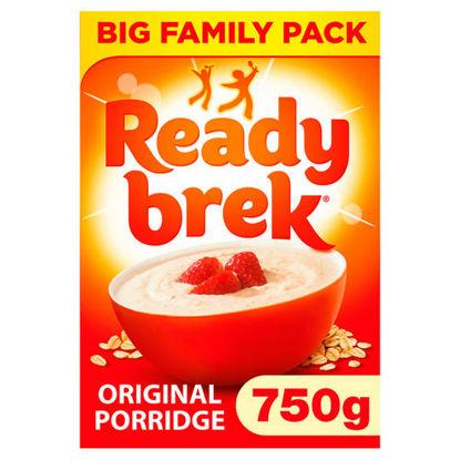 Picture of Ready Brek Smooth Porridge Oats Original 750g