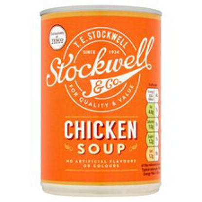 Picture of Stockwell & Co Chicken Soup 400G