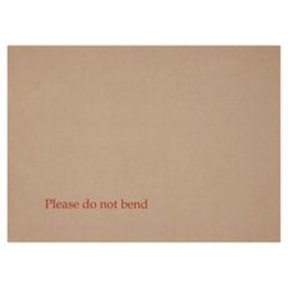 Picture of Tesco Hard Back A4 Envelope