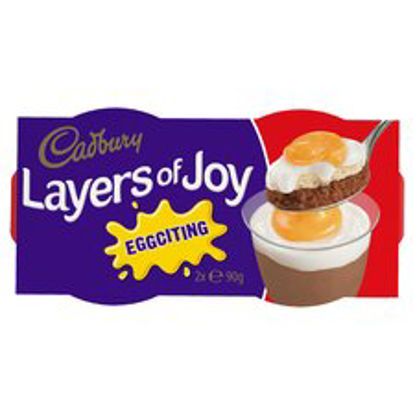 Picture of Cadbury Layers Of Joy Limited Edition 2X90g