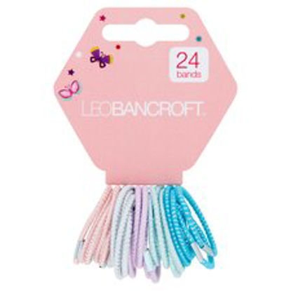 Picture of Leobancroft Kids 24 Pack Mini Band Pastel