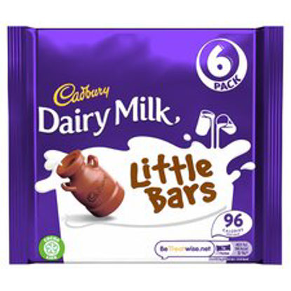 Picture of Cadbury Fair For Kids 6 Pack 108G