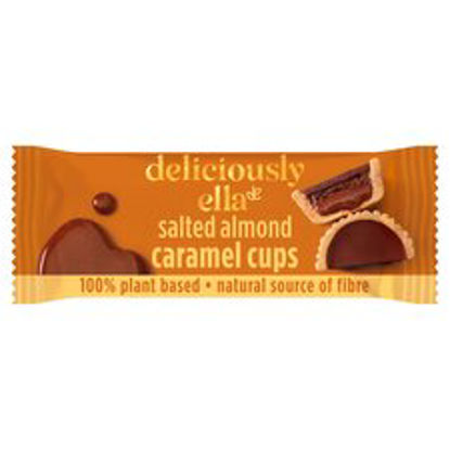 Picture of Deliciously Ella Almond Butter & Caramel Cups 36G