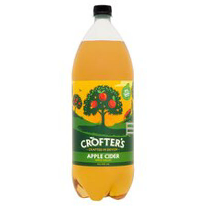 Picture of Crofters Apple Cider 5% 2L