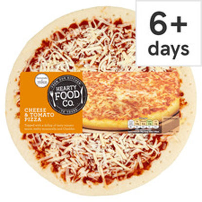 Picture of Hearty Food Company Cheese Pizza 300G