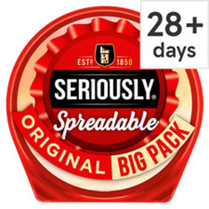 Picture of Seriously Strong Spreadable Original 250G