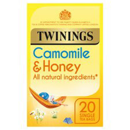 Picture of Twinings Camomile And Honey 20'S 30G