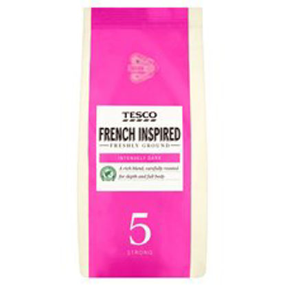 Picture of Tesco French Blend Ground Coffee 227G